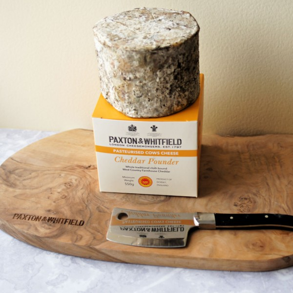Cheddar Pounder Artisan Cheese
