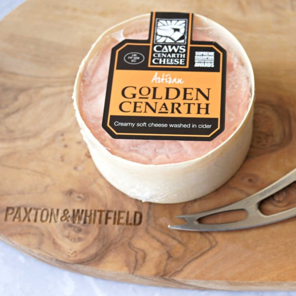 Golden Cenarth Washed Rind Cheese