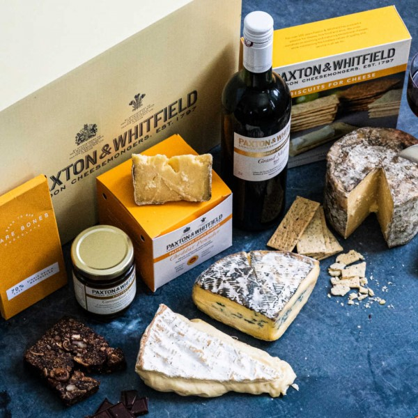 The Chelsea - Cheese & Wine Hamper