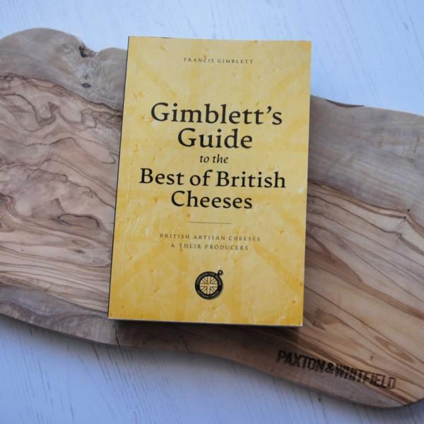 Gimblett's Guide to Best of British Cheeses