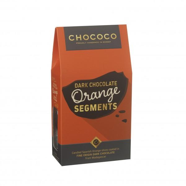 Chocolate Orange Segments