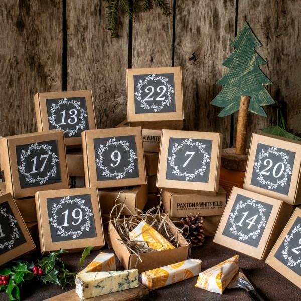 Artisan Cheese Advent Calendar