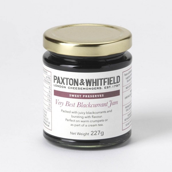 Very Best Blackcurrant Jam
