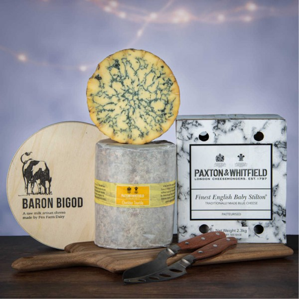 The Big British Cheeses