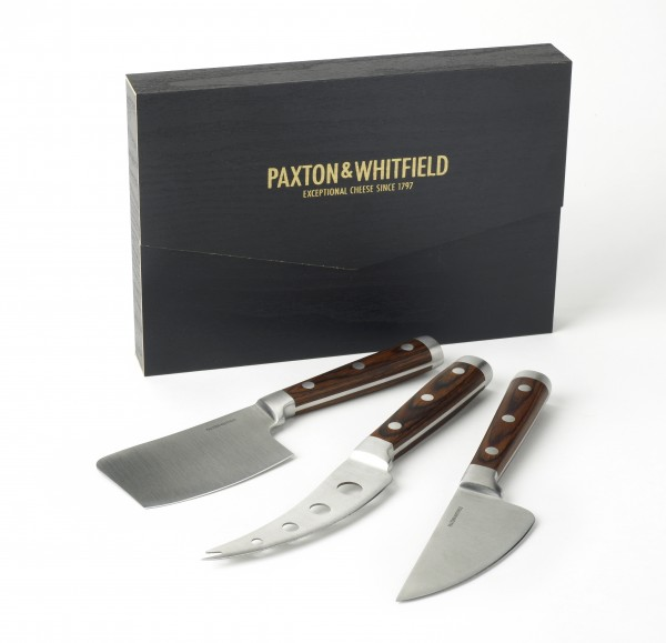 Paxton Pro 3 Piece Cheese Knife Set