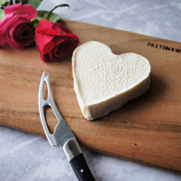 Heart Shaped Cheese Coeur Du Pic