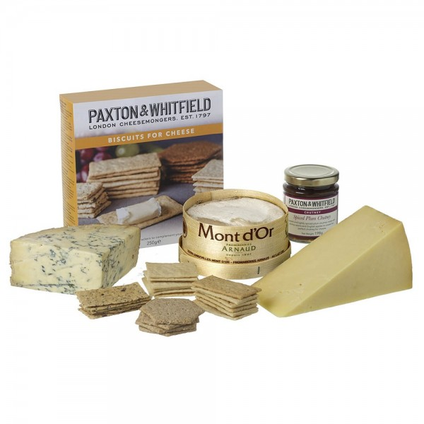Winter Cheese Collection