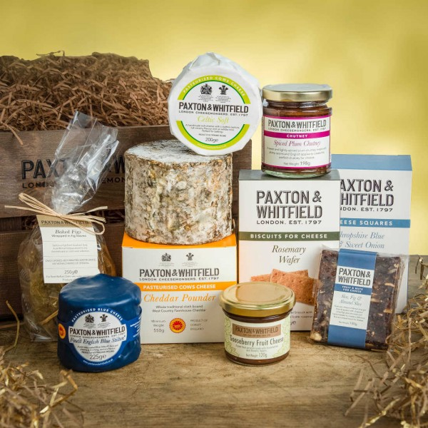 The Stratford Cheese Hamper
