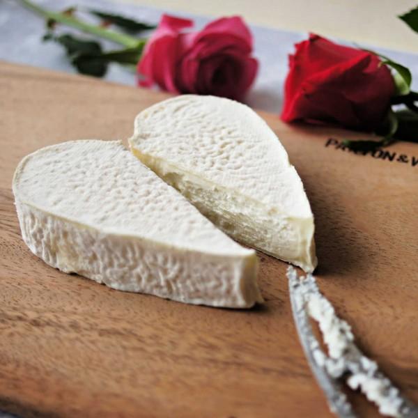 Coeur du Pic - Heart Shaped Cheese