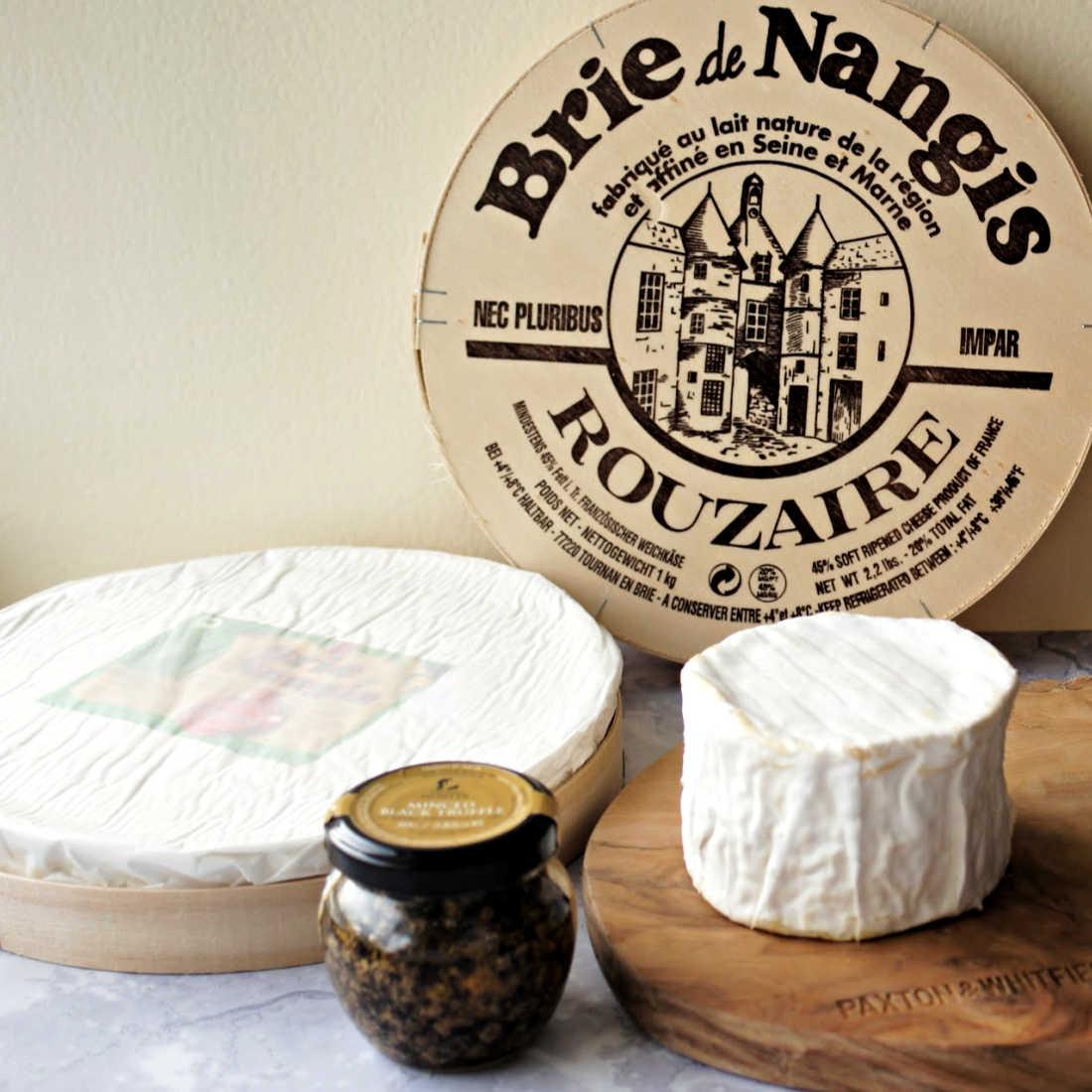 Make-Truffled-Brie