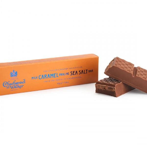 Salted Caramel Chocolate Bar - Charbonnel et Walker