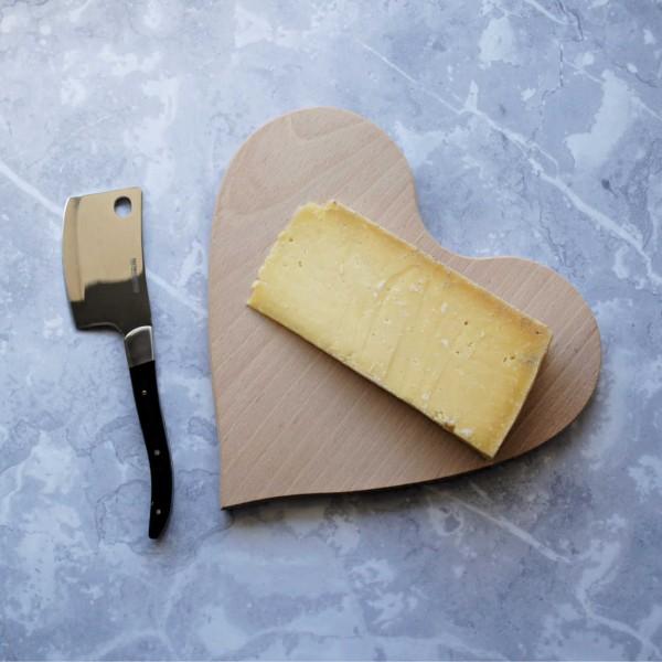 Beechwood Heart Shaped Cheese Board