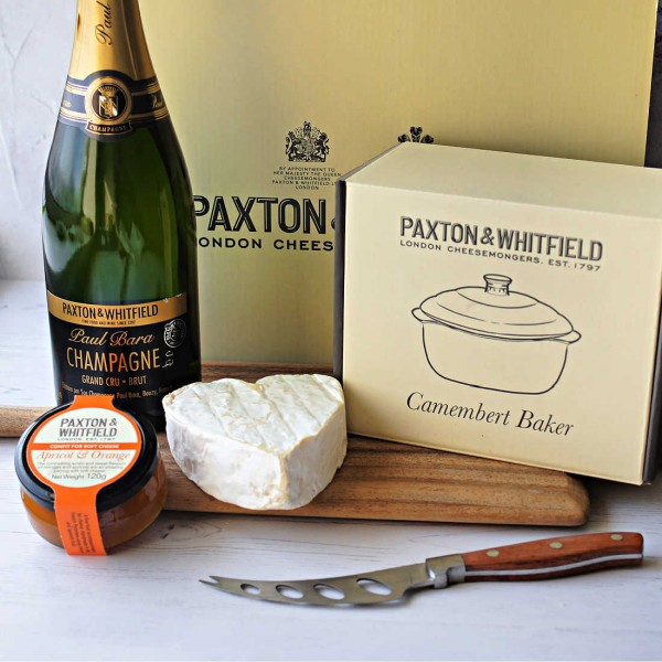 Baked Cheese & Champagne - Concierge Exclusive