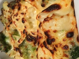 Cauliflower_Cheese